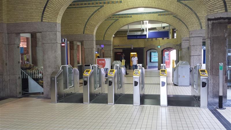 NS sluit eind dit jaar poortjes Deventer