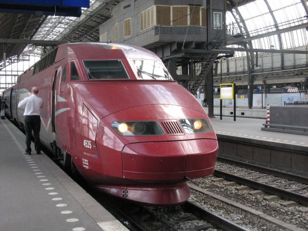 Actie Thalys: Spotgoedkope tickets voor 11 euro