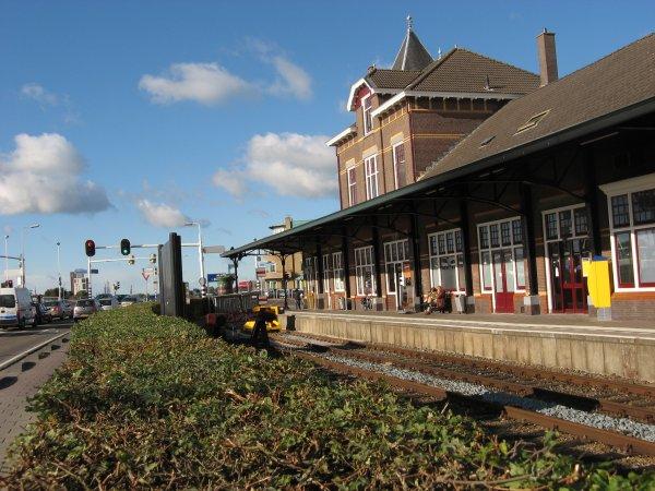 Foto: Station Kampen (Foto: Treinenweb)